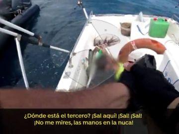 Detienen al líder de 'Los Castañitas' en una operación contra el narcotráfico que introducía hachís en embarcaciones recreativas