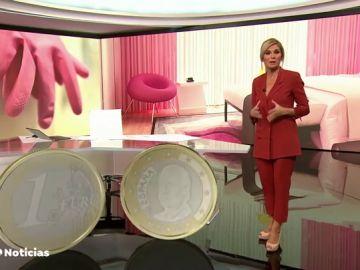 REEMPLAZO Un grupo de 'Kellys' cobra dos euros por cada habitación de hotel que limpian