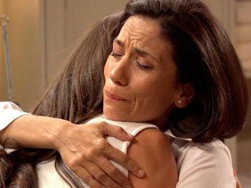 """La emotiva reconciliación de María y Manolita: """"Siempre voy a estar a tu lado"""""""