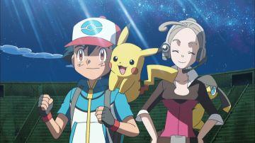 Pokémon - Temporada 16 - Capítulo 40: ¡La celebración del cometa del héroe!