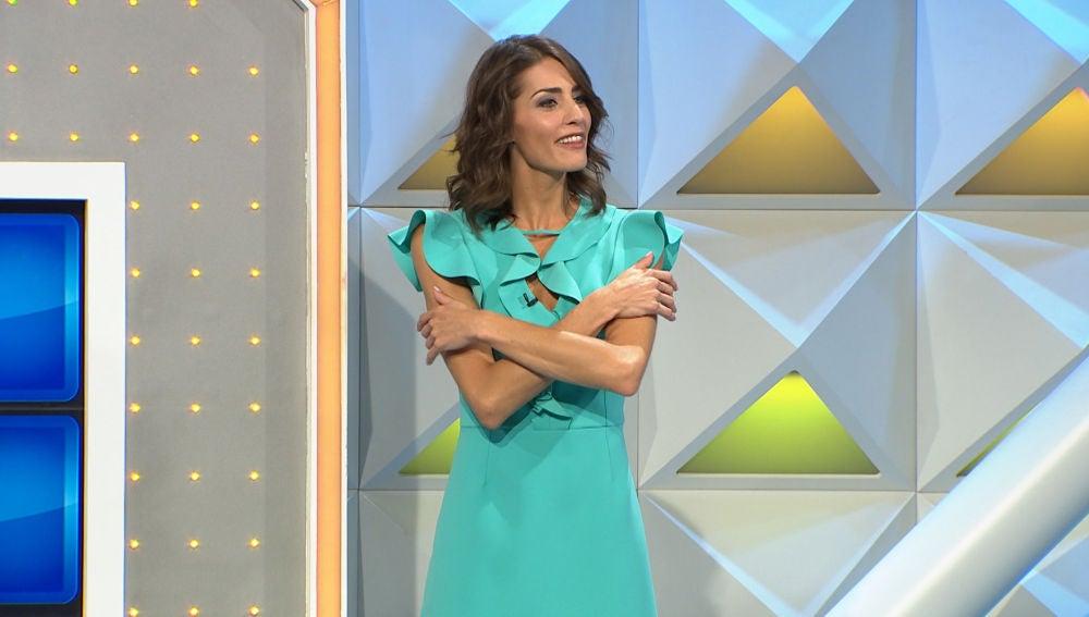 Descubre el trabajo ideal de Laura Moure fuera de 'La ruleta de la suerte'