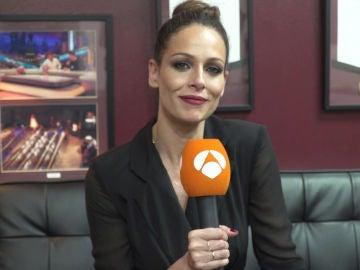 Entrevista a Eva González, presentadora de 'La Voz'