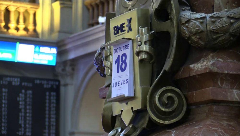 La banca se desploma en el Ibex tras la rectificación del Supremo que determina que los bancos han de abonar los impuestos de las hipotecas