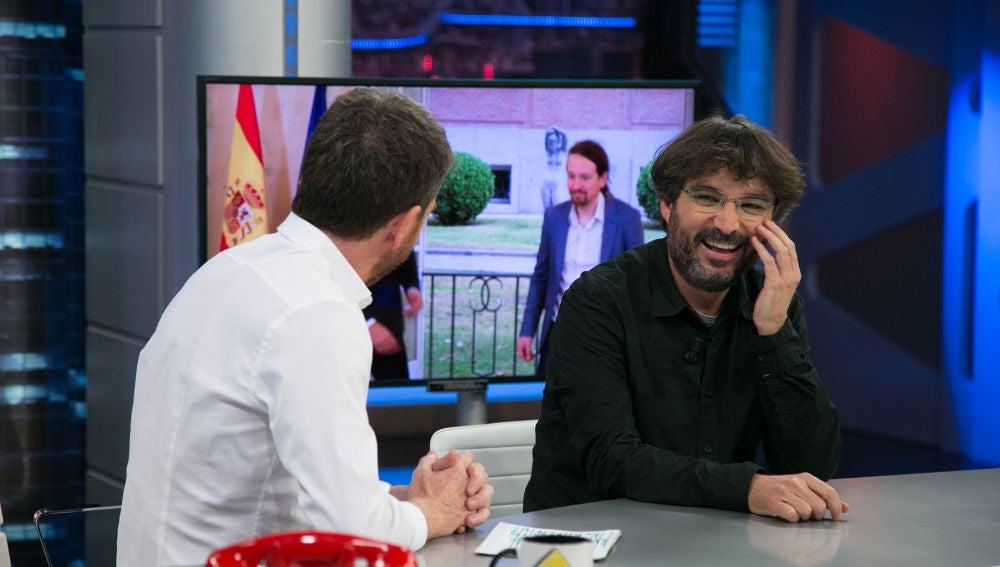 Jordi Évole alucina con Pedro Sánchez: No le da las llaves de su casa, pero sí le entrega España