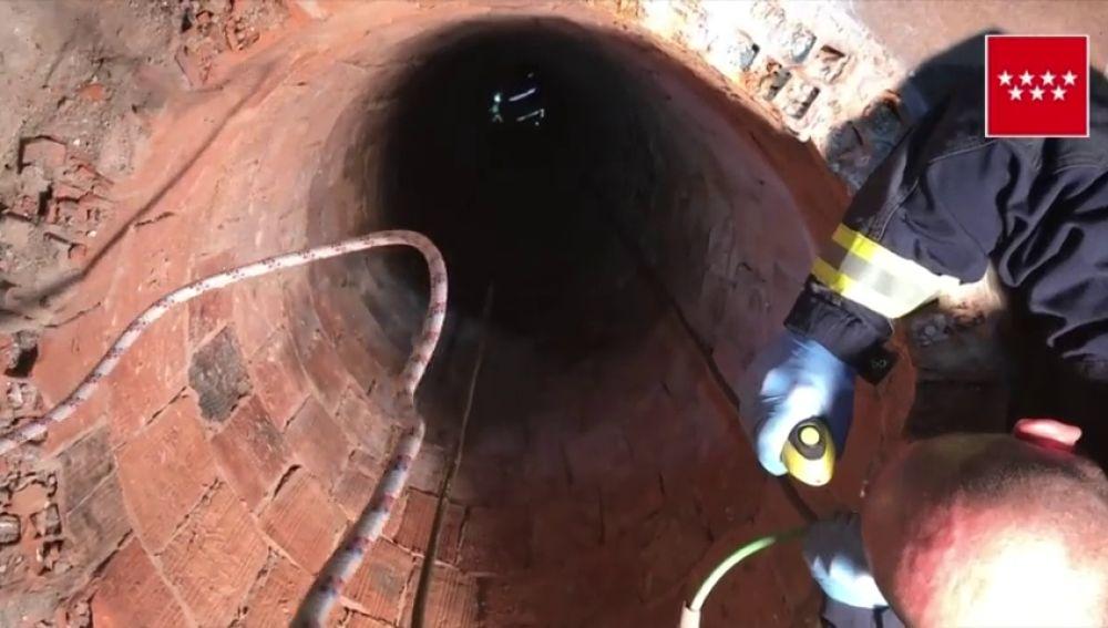 Herido muy grave un hombre al caer a un pozo de 15 metros de profundidad en un restaurante de El Álamo