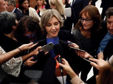 La diputada del PP, Isabel García Tejerina