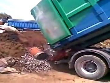 La Guardia Civil investiga la mala gestión de residuos peligrosos en San Fernando: