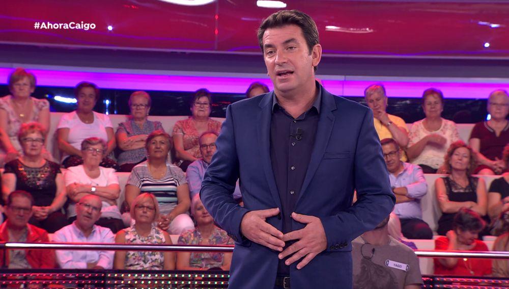 Arturo Valls confiesa la razón por la que nada al estilo mariposa