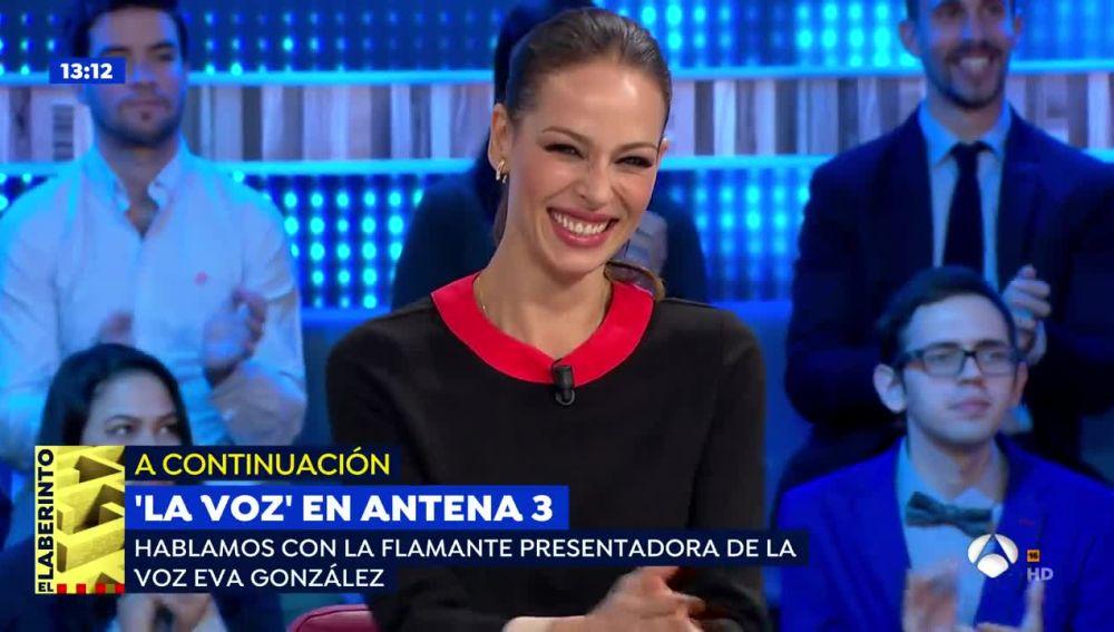 Eva González en 'Espejo Público'