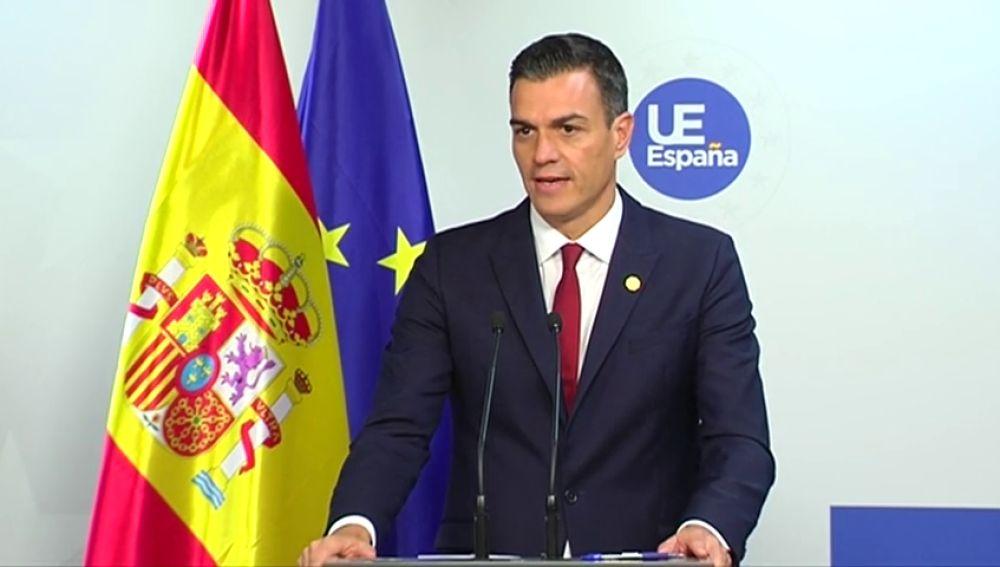 """Sánchez advierte a Iglesias sobre los Presupuestos: """"La negociación en nombre del Gobierno, la hace el Gobierno"""""""