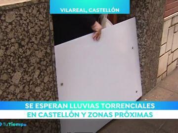 Las medidas que adopta Castellón frente a las lluvias torrenciales