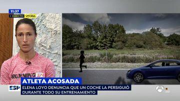 """La atleta que denunció haber sufrido acoso: """"Me escondí, pero el vehículo seguía esperándome"""""""