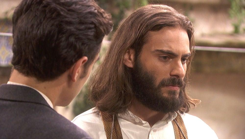 El consejo de Matías que cambiará la relación de Isaac y Antolina