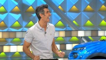 """Jorge Fernández desvela que se inventa muchas cosas en el programa: """"No os creais nada de lo que os digo"""""""