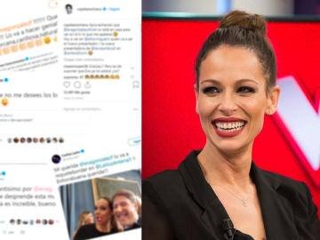 Ilusión en las redes sociales al conocer que Eva González es la nueva presentadora de 'La Voz'
