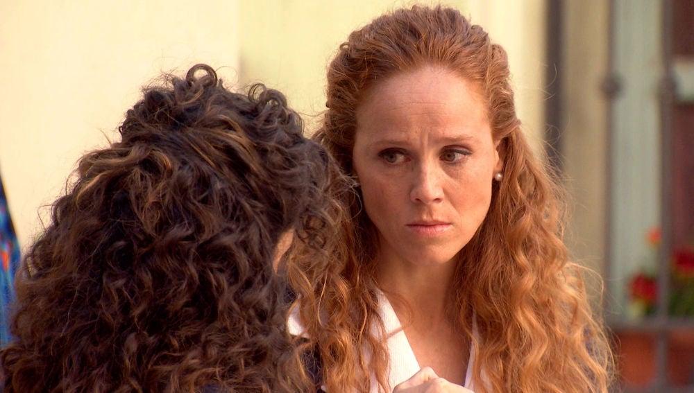 Amelia descubre qué pasó entre Natalia y Gabriel