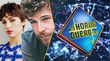 El martes, el cine vuelve a ser protagonista en 'El Hormiguero 3.0' con la visita de Úrsula Corberó y Álvaro Cervantes