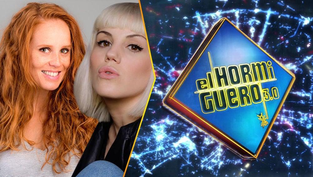 El miércoles recibimos en 'El Hormiguero 3.0' a las actrices María Castro y Angy Fernández