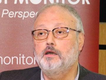 El periodista Jamal Khashoggi