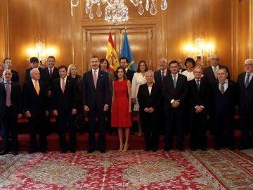 Galardonados Princesa de Asturias 2018