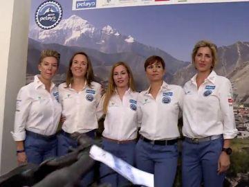 Cinco supervivientes de cáncer de mama recorrerán en bicicleta el valle nepalí de Annapurna