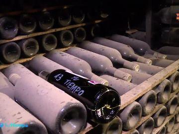 Los secretos de los vinos centenarios de las bodegas Marqués de Riscal