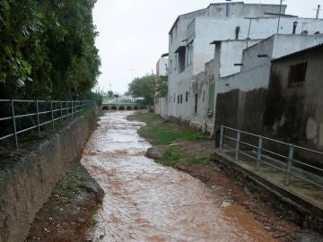 Lluvias en Teruel