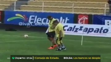 Preocupación por el estado de salud de Maradona tras un vídeo en las redes: no puede ni andar durante un entrenamiento
