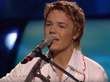 Muere Valters Fridenbergs, representante de Letonia en Eurovisión 2005
