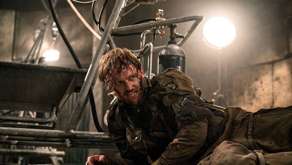Wyatt Russell en 'Overlord'