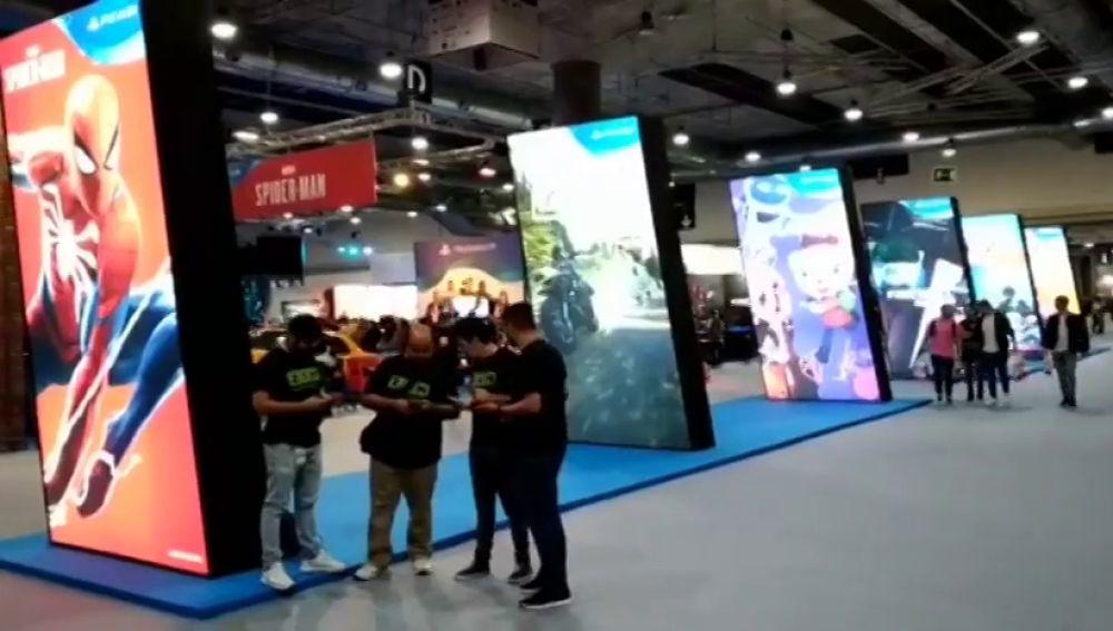 Los videojuegos y los eSports invaden la capital durante Madrid Games Week