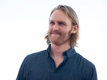 El actor Wyatt Russell