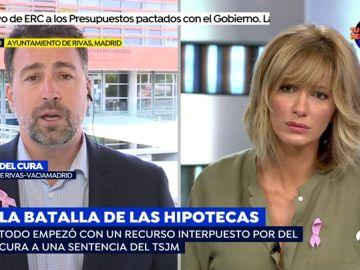 """Pedro del Cura, el alcalde que ha conseguido la devolución de impuestos de compra de vivienda: """"Espero que esto no se convierta en un camino tortuoso entre abogados y bancos"""""""