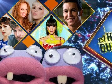 La próxima semana se divertirán en 'El Hormiguero 3.0' Mario Casas, Úrsula Corberó, Álvaro Cervantes, María Castro, Angy Fernández y Aitana