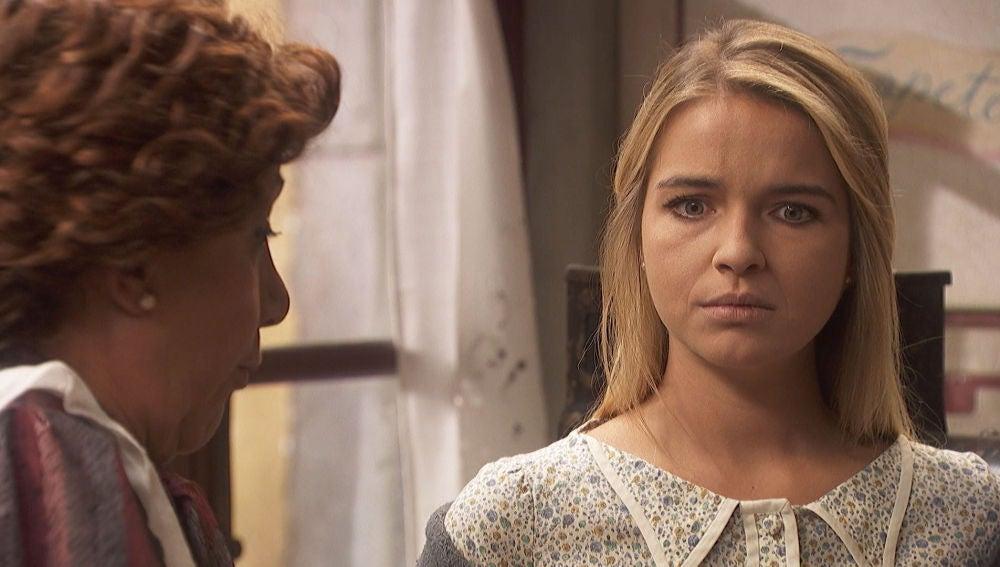 Antolina trama un nuevo plan tras descubrir el encuentro entre Isaac y Elsa