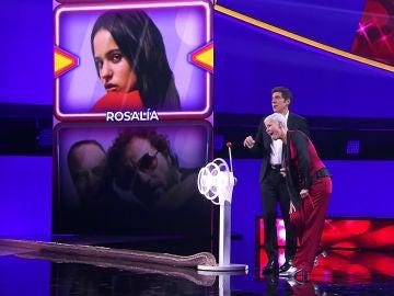 Rosalía, Madonna, Rita Ora o Jennifer López, entre las imitaciones más sensuales de la quinta gala de 'Tu cara me suena'