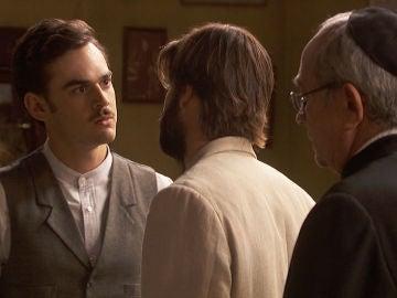 El duro enfrentamiento entre Matías y Gonzalo por haber faltado el respeto a María