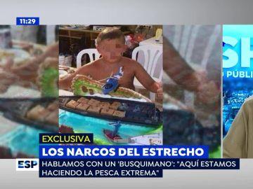 Así es la fiesta de cumpleaños del hijo de un narcotraficante: tartas infantiles de narcolanchas