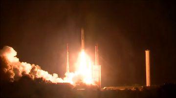 Europa lanza su primera misión al planeta Mercurio