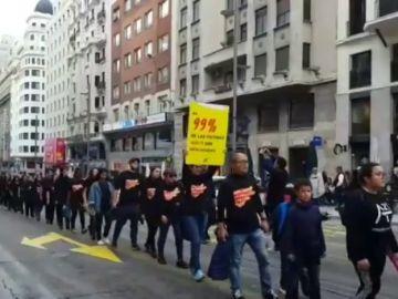 Veinte ciudades de España se suman a la marcha de A21 por la abolición de la esclavitud
