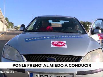 Ponle Freno promueve una iniciativa para que los conductores superen el miedo a conducir