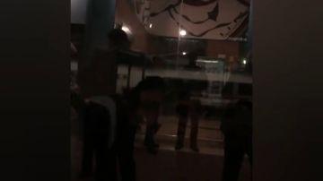 Cientos de pasajeros se quedan atrapados durante 12 horas en un tren Barcelona-Cartagena por la gota fría