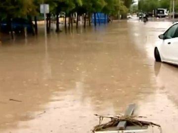 Inundaciones en Campillos