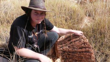 Morgan Cox, la estudiante australiana que descubrió Reidite