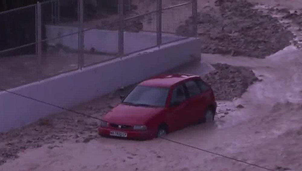 Inundaciones en Teba