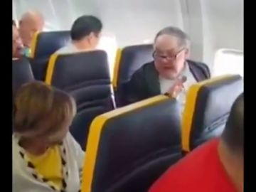 Incidente racista en un vuelo