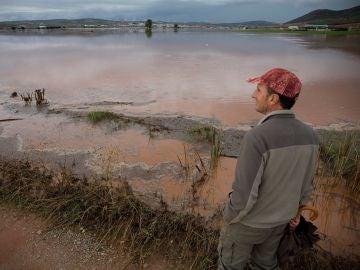 Inundaciones en la Sierra de Yeguas