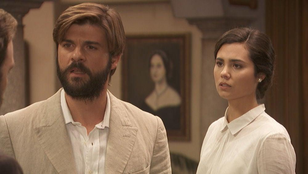 """Gonzalo, a María: """"Deja que vuelva a tu lado, por favor"""""""