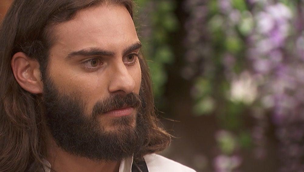 """Isaac se confiesa a Antolina: """"Nunca voy a olvidar a Elsa"""""""