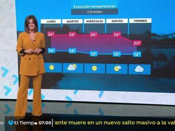 Se esperan precipitaciones localmente fuertes en el extremo occidental de Canarias